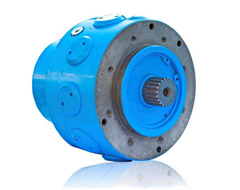 G & GD SERIES HIGH SPEED RADIAL PISTON MOTORS
