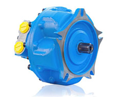 HC SERIES HIGH EFFICIENCY RADIAL PISTON MOTORS