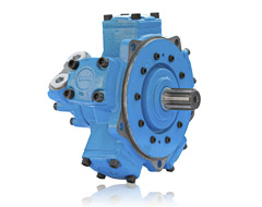 R8D (IAMD) SERIES HEAVY DUTY RADIAL PISTON MOTORS