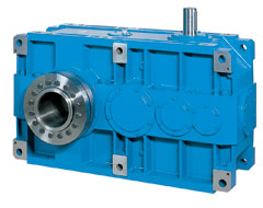 PARALLEL AND RIGHT ANGLE SHAFT HELICAL GEAR REDUCER