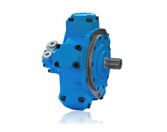 IAC SERIES RADIAL PISTON MOTORS