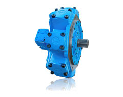 IAM SERIES RADIAL PISTON MOTORS