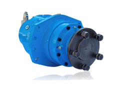 W SERIES WHEEL MOTORS