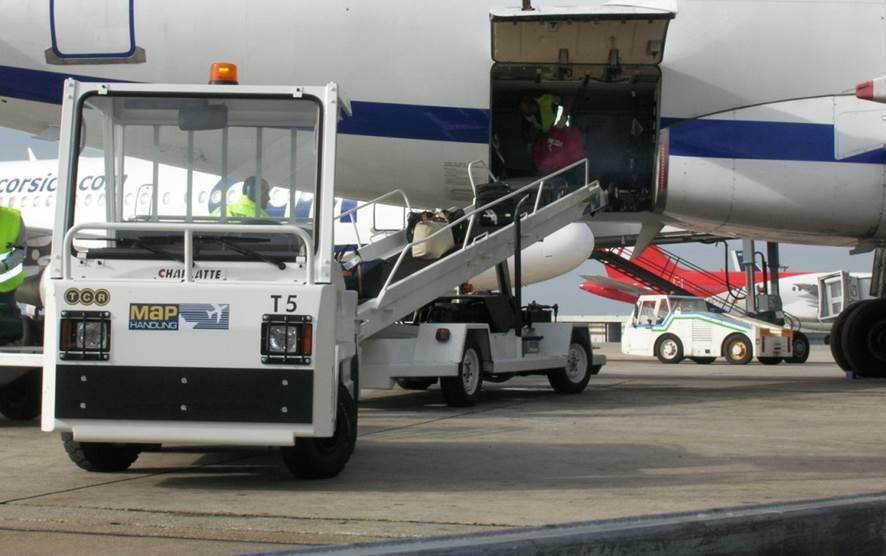 Airport Machinery