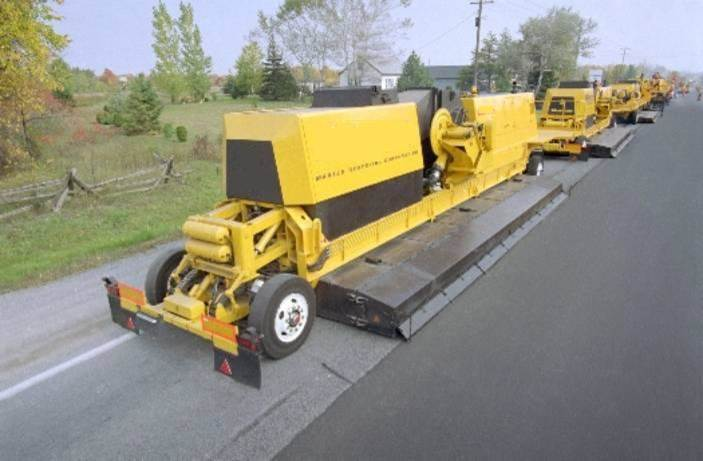 Asphalt Machinery
