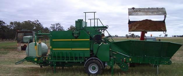 Agricultural Baler