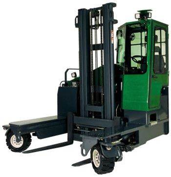 Multidirectional Fork Trucks