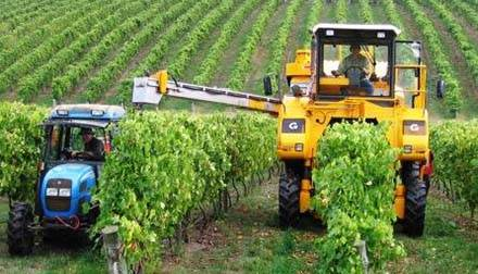 Vineyard Machinery